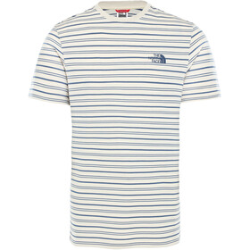 The North Face Tissaack T-Shirt Heren, mallard blue